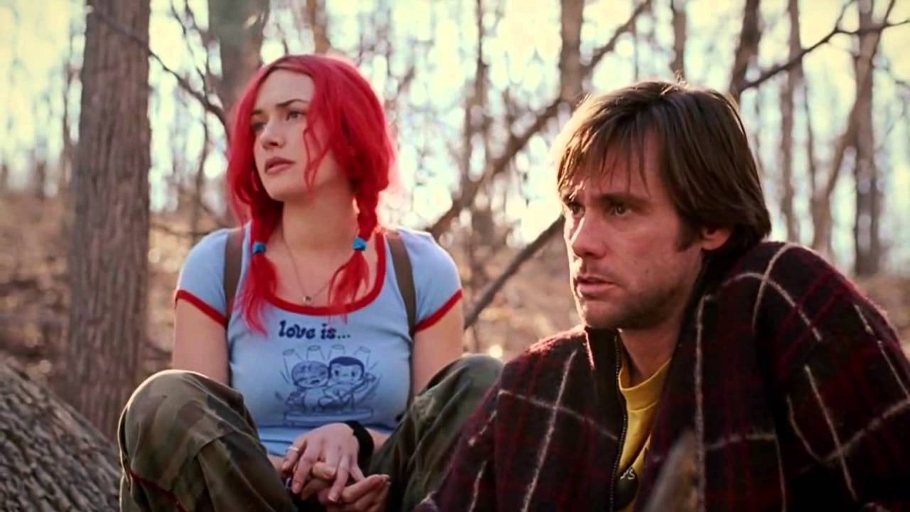 Winslet tried to forget Jim Carrey in 2004's 'Eternal Sunshine of the Spotless Mind'. (Focus Features)
