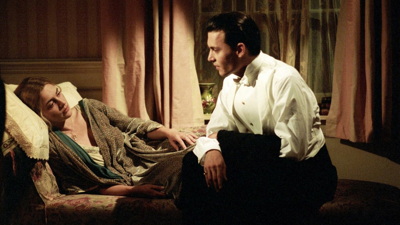 Winslet and Johnny Depp starred in 2004's 'Finding Neverland'. (Miramax)