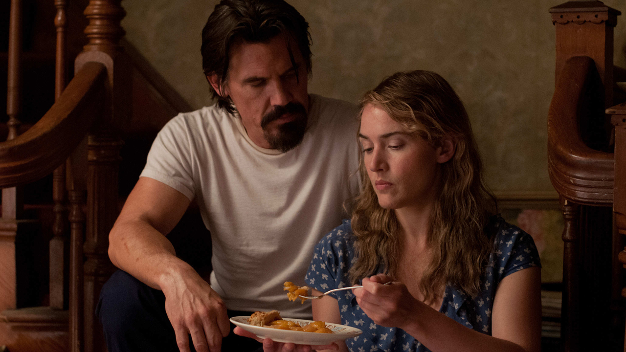 Winslet was very understanding to Josh Brolin's character in 2013's 'Labor Day'. (Indian Paintbrush)
