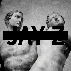 The cover of Magna Carta... Holy Grail by Jay Z