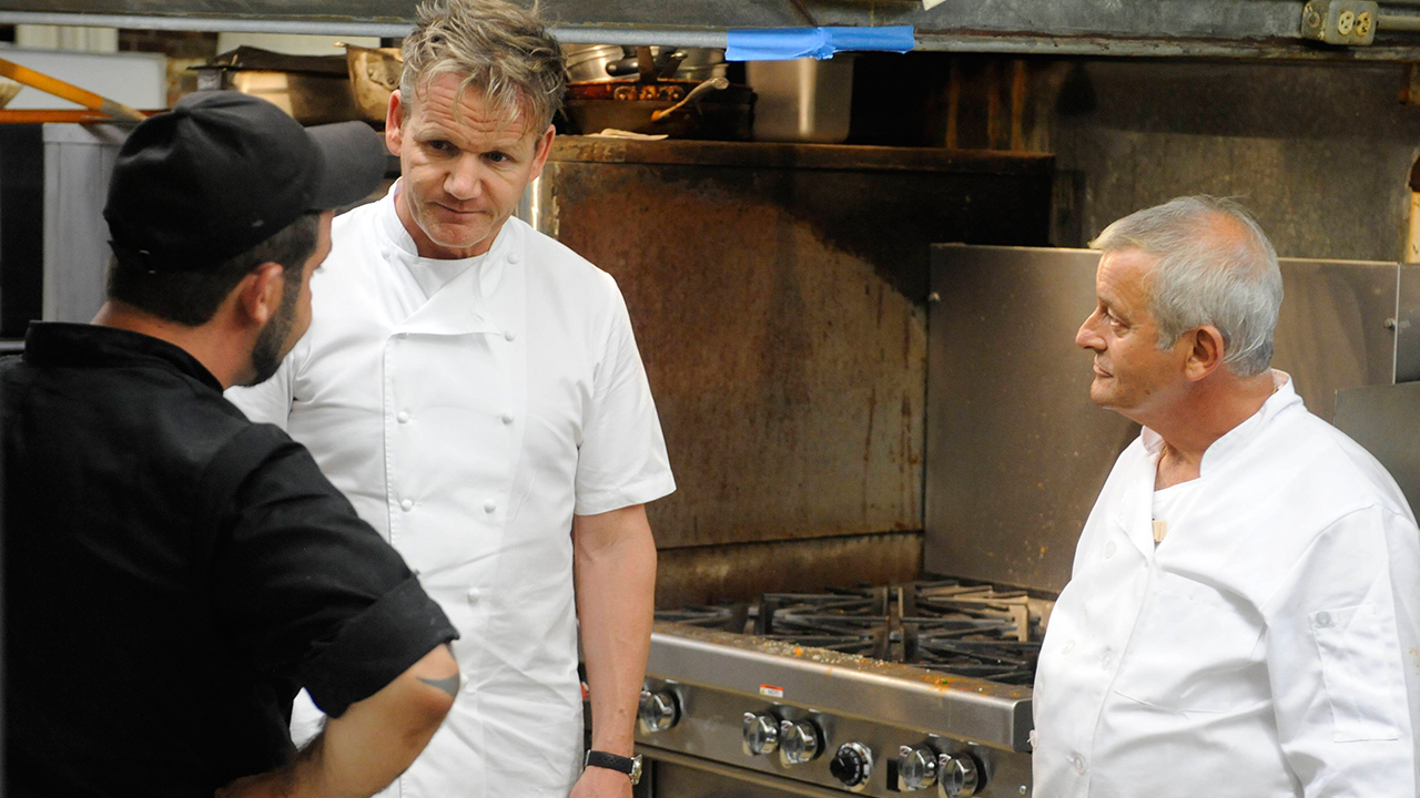 Pantaleone s ramsay s kitchen nightmares bbc america for Kitchen nightmares full episodes