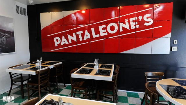 Pantaleone's Restaurant in Denver, CO.