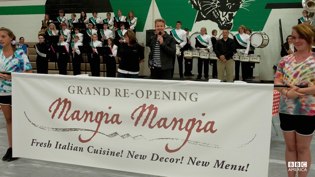Mangia Mangia in Woodland Park, CO.