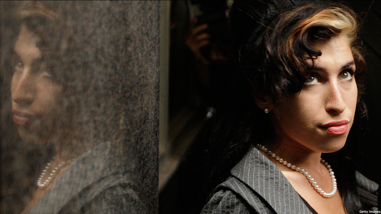 Amy Winehouse (Pic: Shaun Curry/Getty Images)