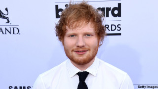 Ed Sheeran: Have guitar, will cover (Pic: Jason Merritt/Getty Images)