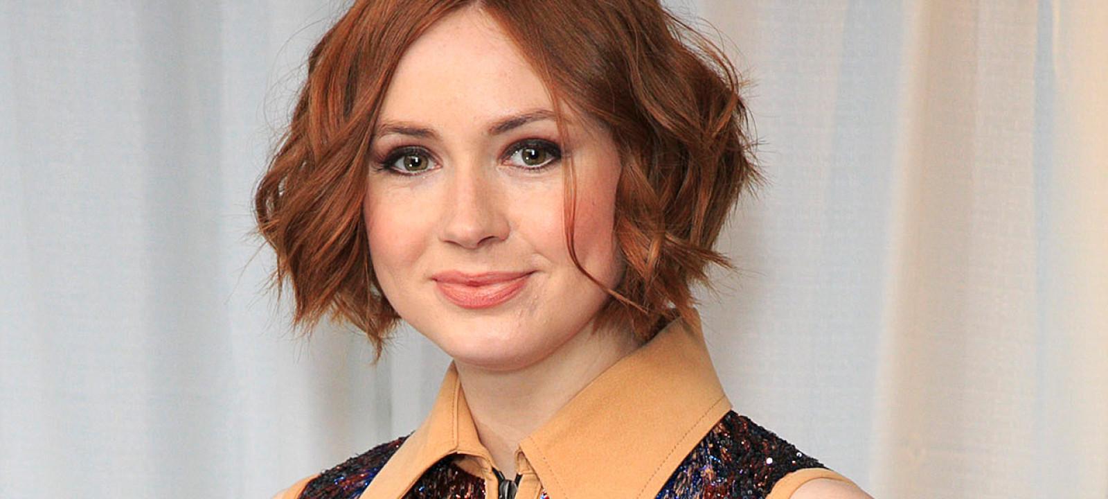 Karen Gillan (Pic: Ian Gavan/Getty Images)