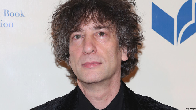Neil Gaiman (Pic:  Robin Marchant/Getty Images)