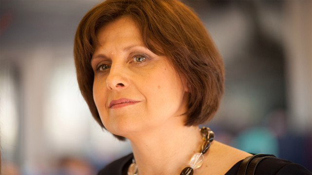 Rebecca Front in 'The Thick of It' (Pic: BBC)
