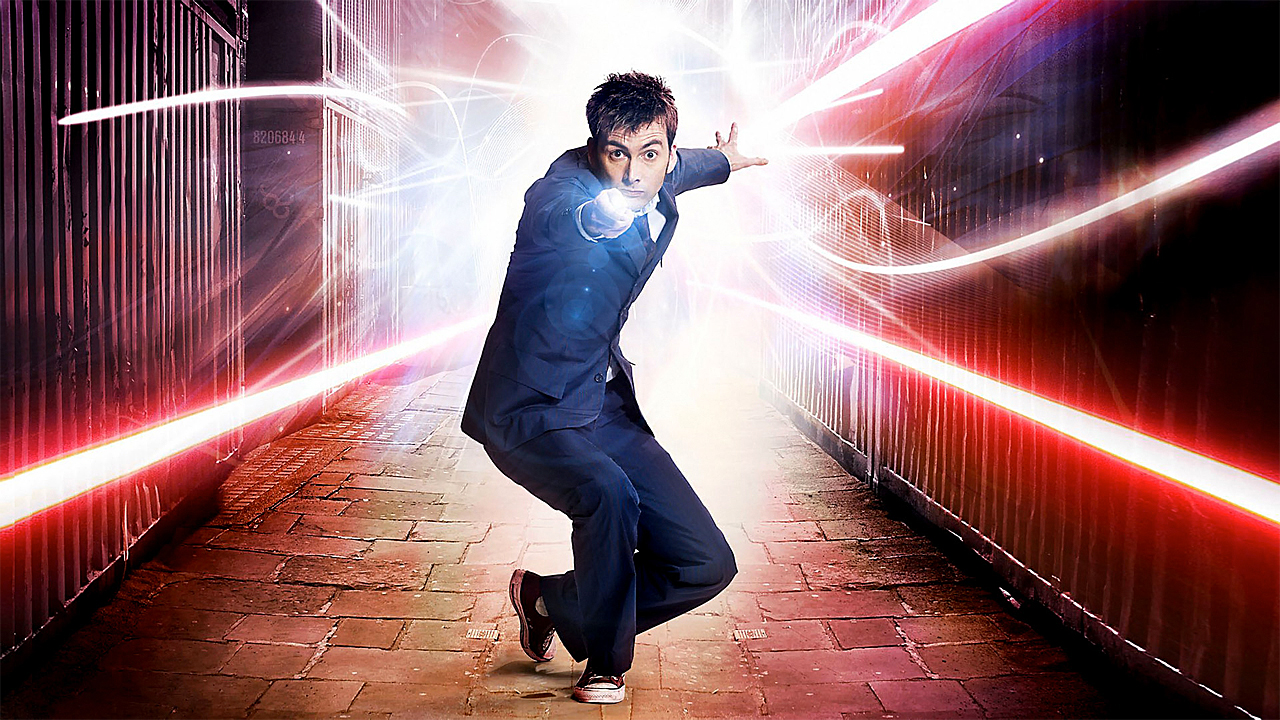 David Tennant as the Tenth Doctor (Pic: BBC)