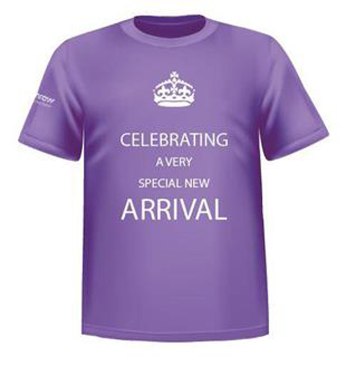 This special edition tee from Heathrow's gift shop would be the perfect fit for dad. (Today)