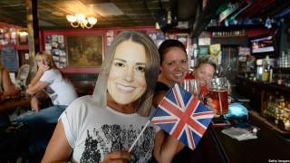 US Celebrates Birth Of Royal Baby Boy In Britain