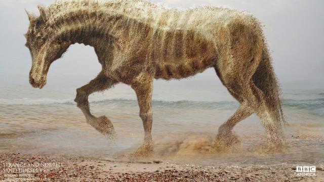 Jonathan's Strange's sand horses (Ep 2)