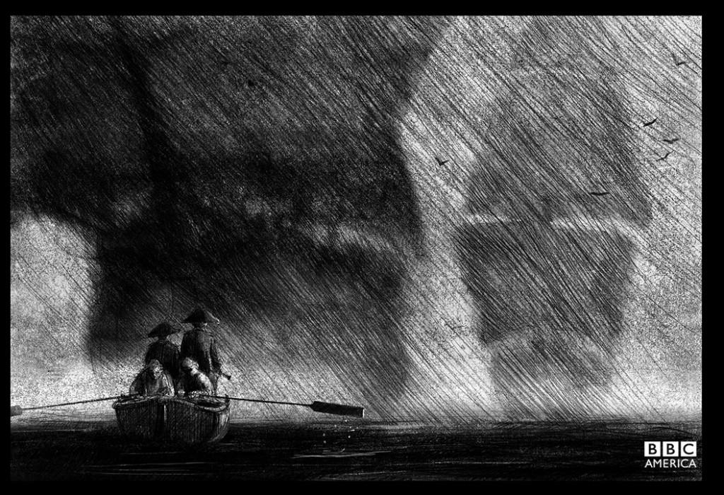 Rain ships (Ep 2)