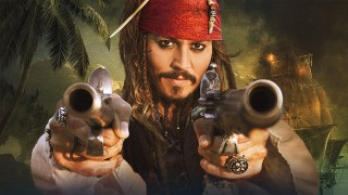 Johnny Depp as Captain Jack Sparrow (Pic: Disney)