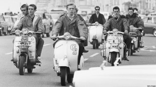 They are, they are, they are the mods (Pic: Terry Fincher/Express/Hulton Archive/Getty Images)