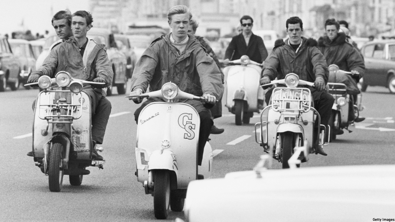 1960s Mod Slang We Should Use Today Anglophenia Bbc America