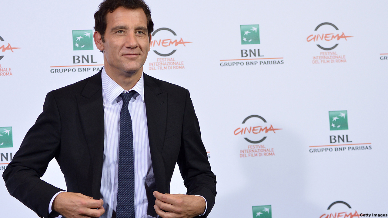 Clive Owen makes his return to the big screen.   (TIZIANA FABI/AFP/Getty Images)