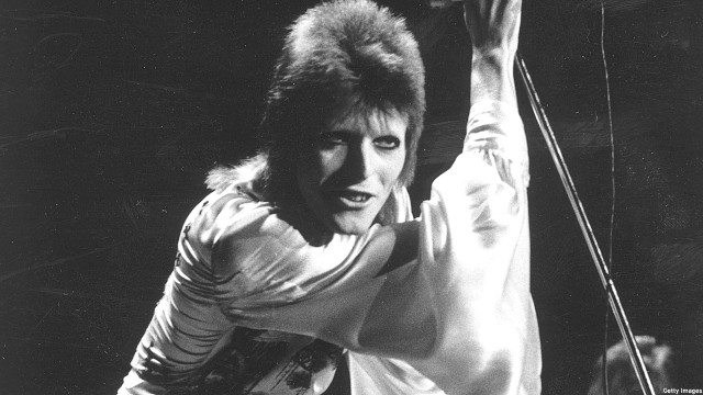 David Bowie (Photo: Steve Wood/Getty Images)