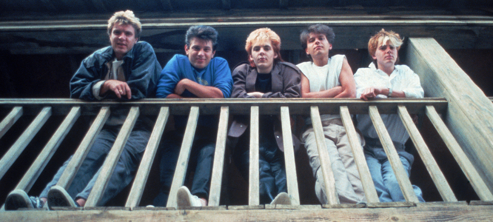 Duran Duran (Pic: Hulton Archive/Getty Images)