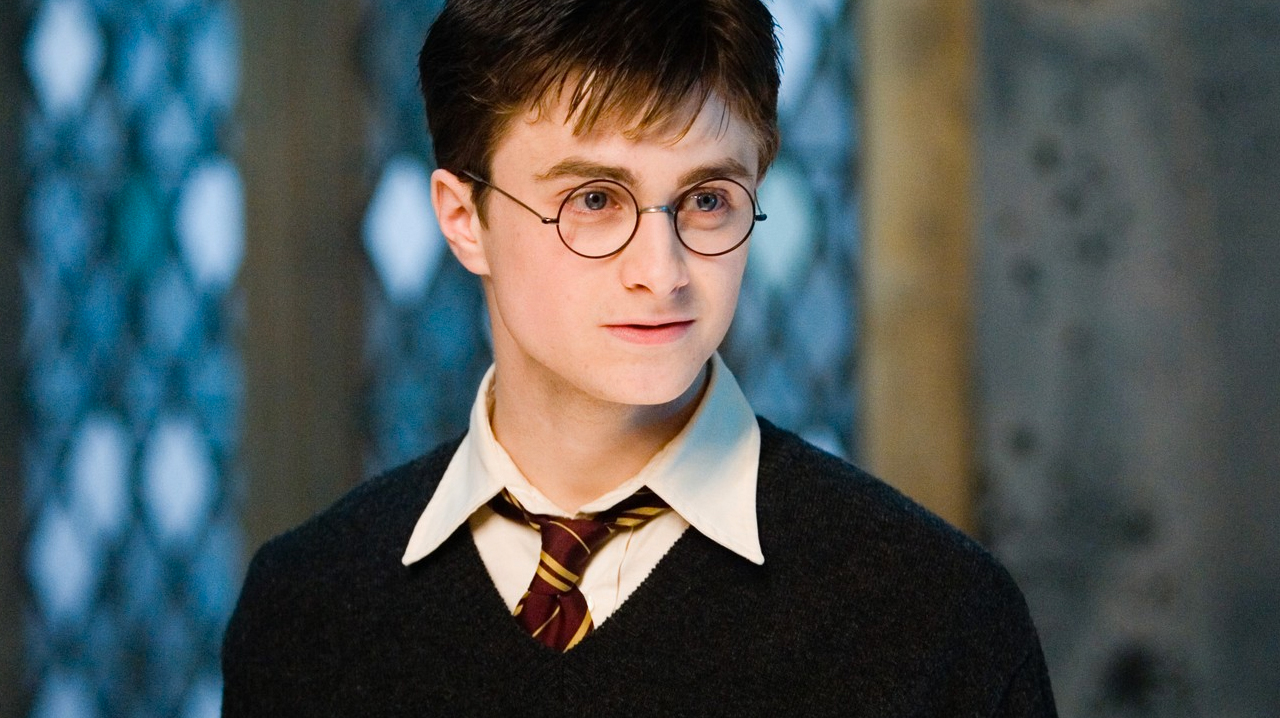 Daniel Radcliffe as Harry Potter (Photo: Warner Bros)