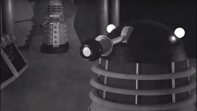 Daleks in 'The Quark Invasion of Earth' (Photo: Andrew Norton/YouTube)