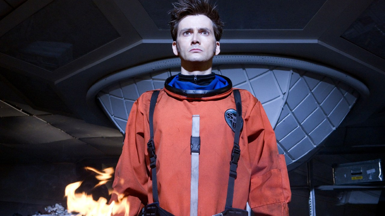 The Time Lord Victorious. (Pic: BBC)