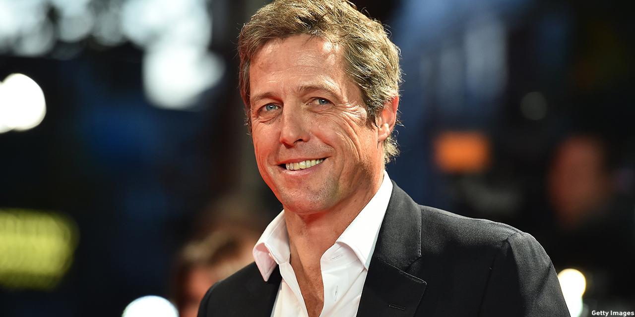 Happy birthday Hugh!!   (BEN STANSALL/AFP/Getty Images)