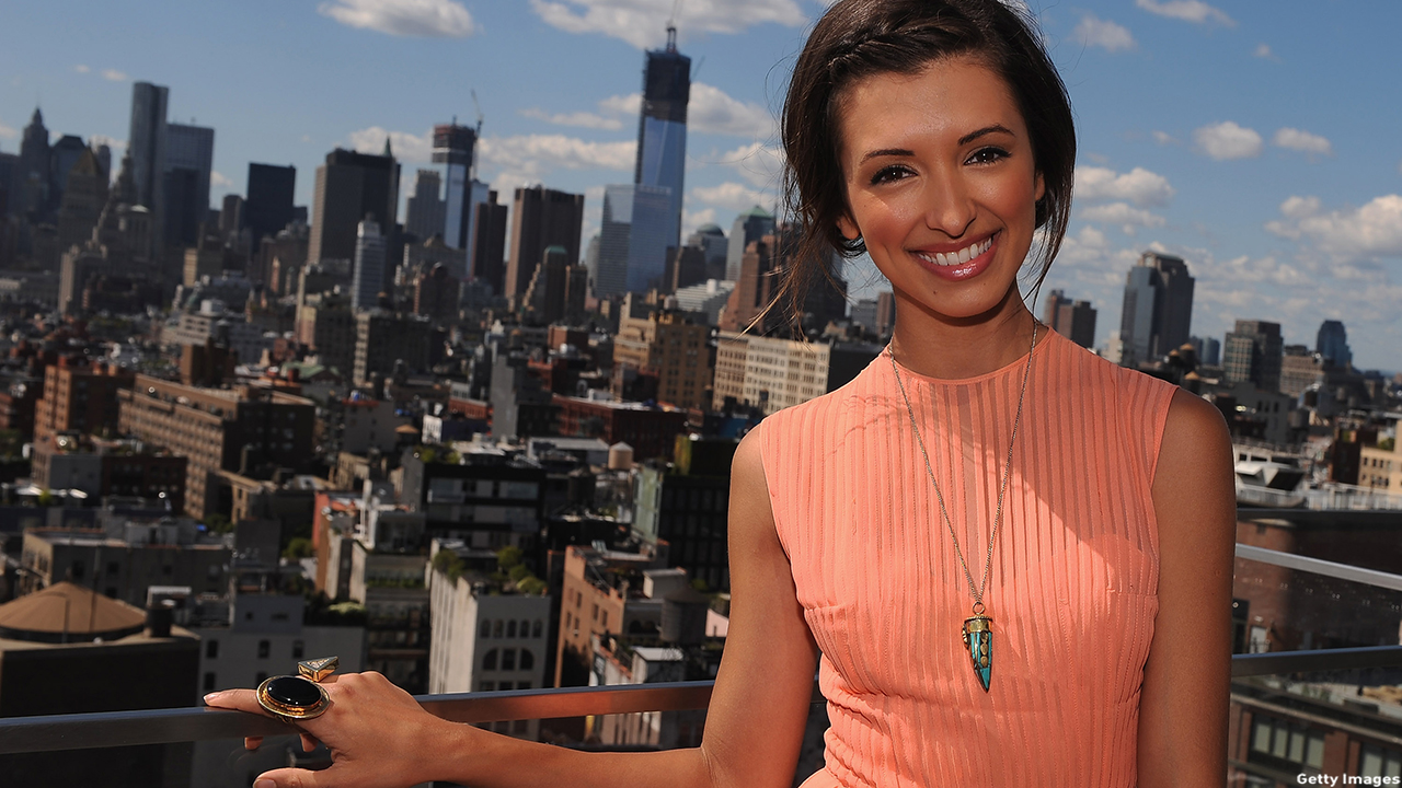 India De Beaufort was snapped when visiting NYC. (Photo: Fernando Leon/Getty Images)