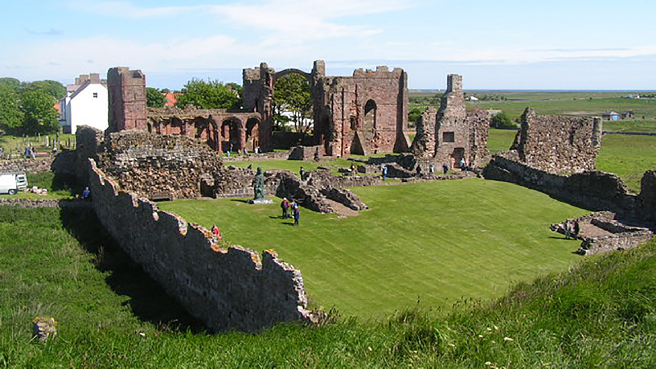 an analysis of the vikings who attacked the lindisfarne monastery Viking blog home » viking blog it is written that the monastery saw powerful storms on the eve of the vikings' arrival who attacked lindisfarne.