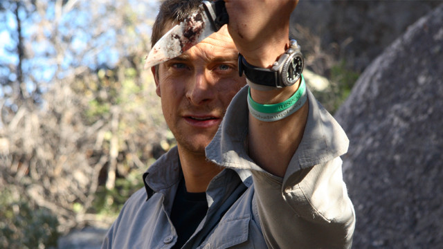 Bear Grylls in the Deep South.