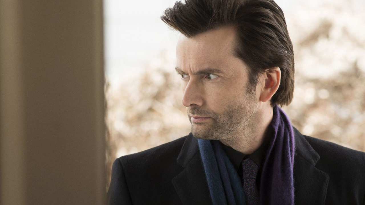 David Tennant in 'Jessica Jones.' (Netflix)