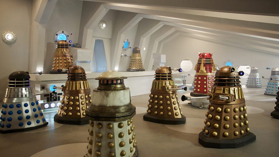 """Doctor Who: """"The Witch's Familiar"""" (Photo: BBC)"""