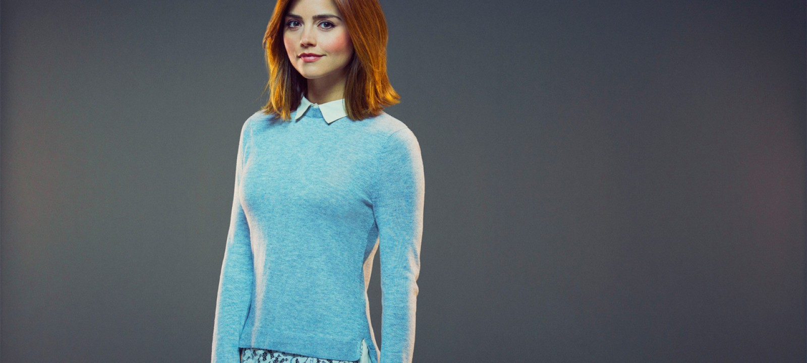Jenna Coleman (Photo: BBC)