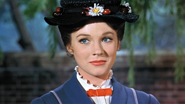 Julie Andrews in Mary Poppins (Photo: Disney)