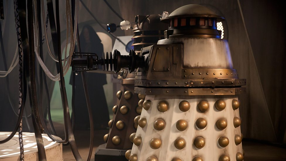 The Special Weapons Dalek (Photo: BBC)