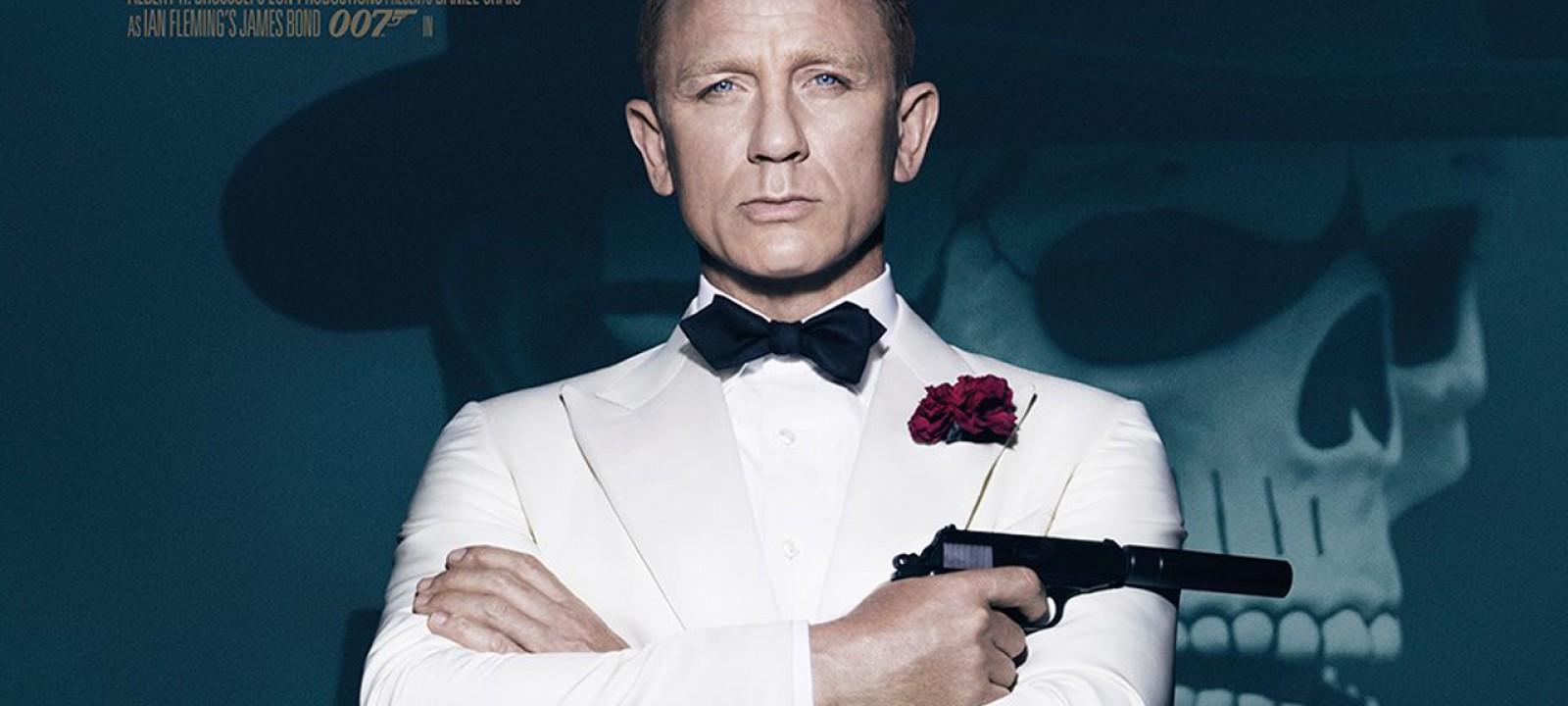 Daniel Craig in 'SPECTRE' (Photo: Eon Productions)
