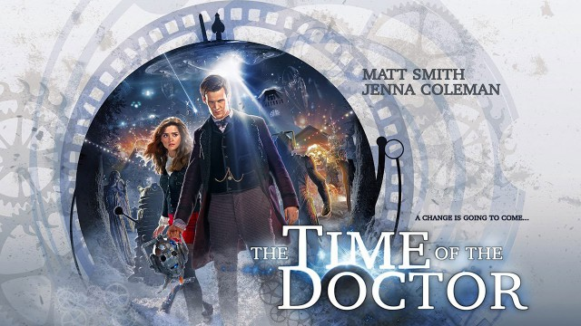 'The Time of the Doctor' (Photo: BBC)