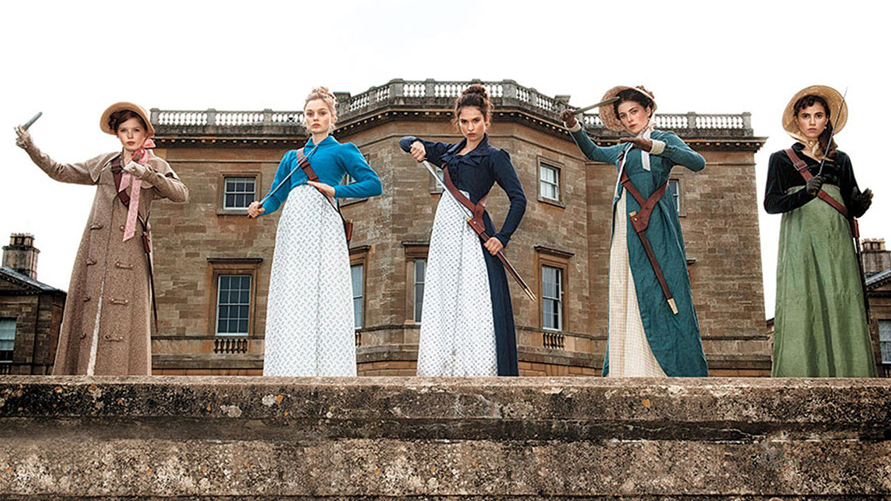 Pride & Prejudice and Zombies