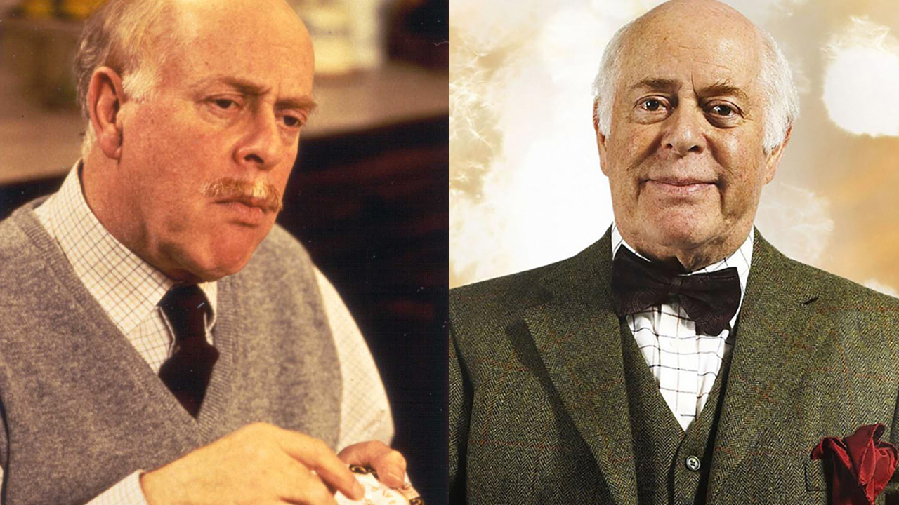 Clive Swift (born 1936)