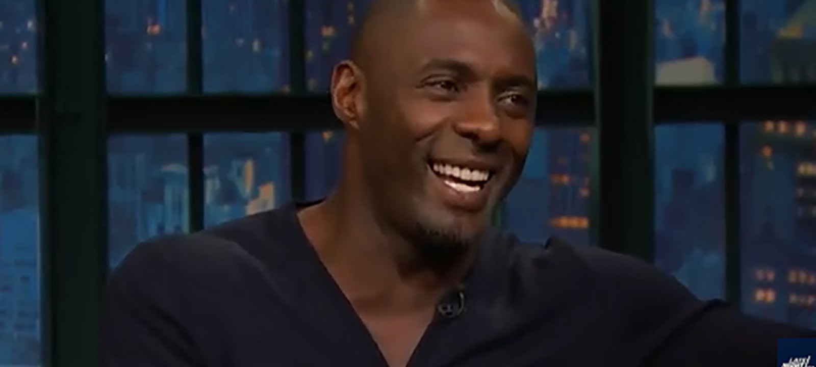 IdrisElbaLateNight