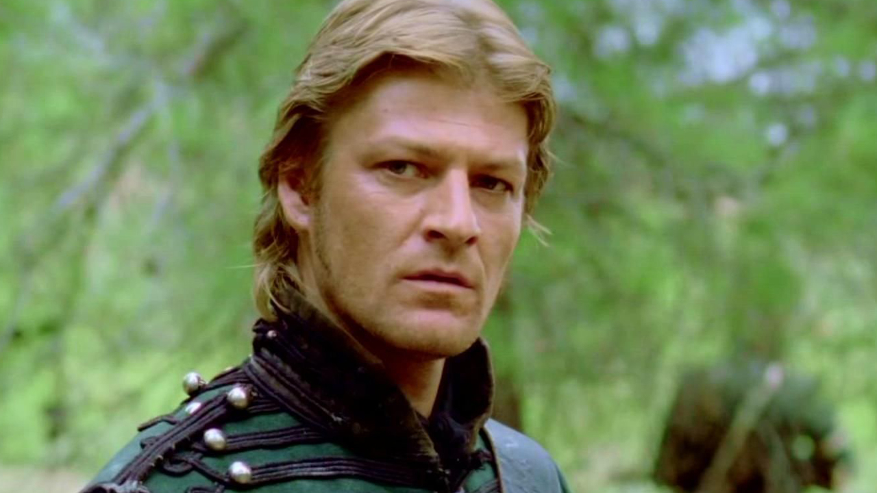 Sean Bean can come to our rescue any day. (ITV)