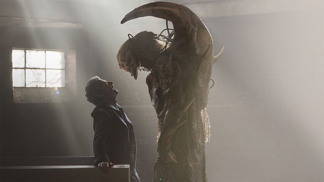 Doctor Who: 'Before the Flood' (Photo: BBC)