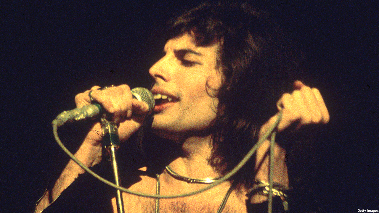 Freddie Mercury of Queen (Photo: Keystone/Hulton Archive/Getty Images)