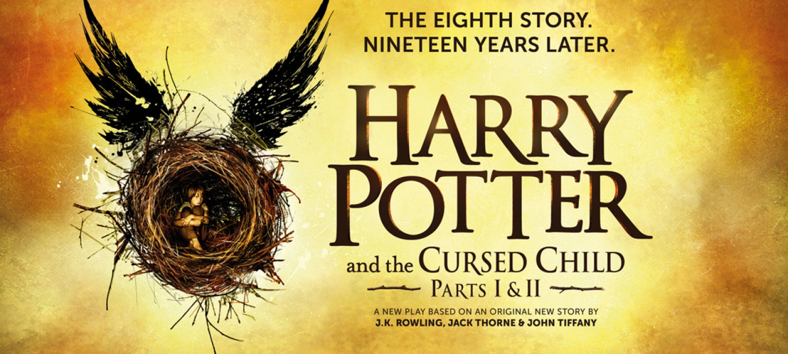 Harry Potter and the Cursed Child poster (Photo: Pottermore)
