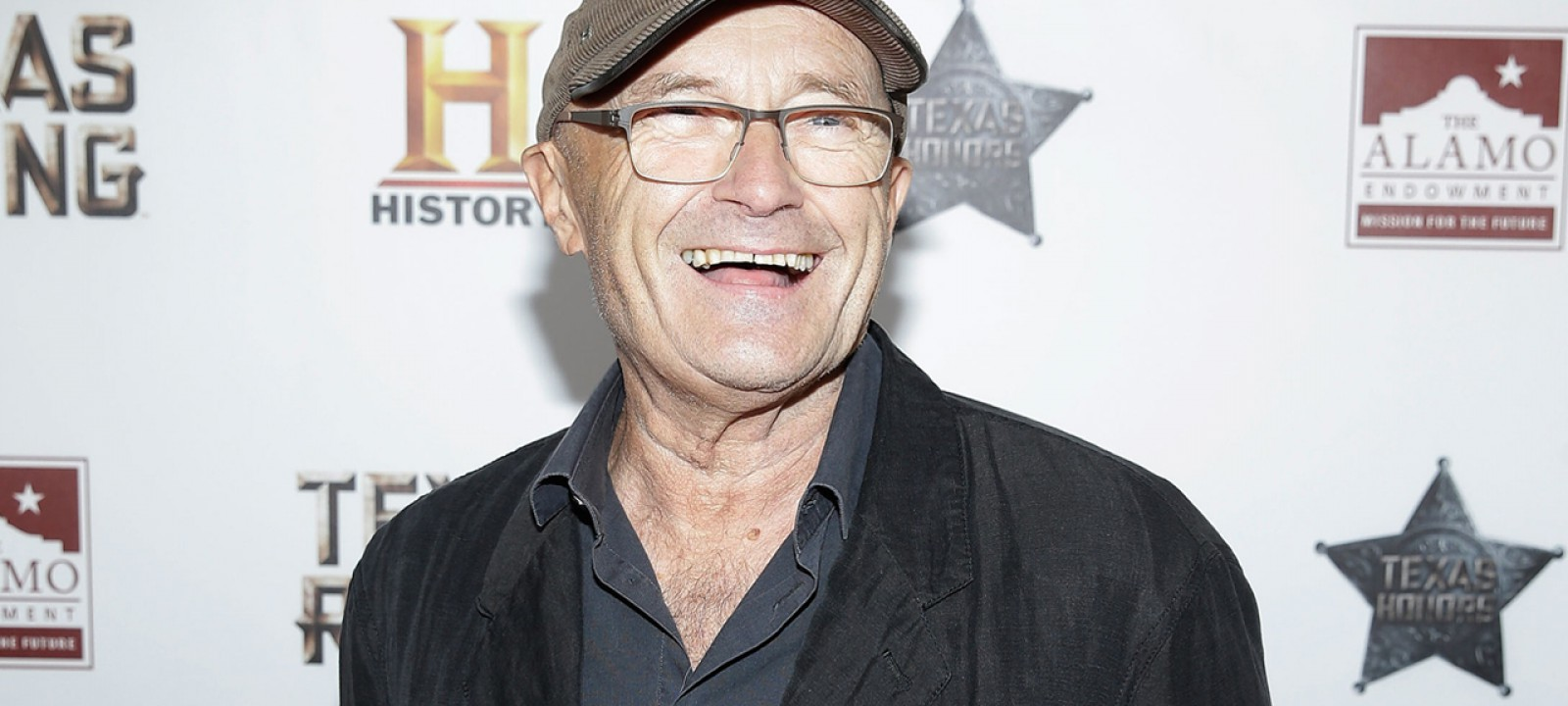 Phil Collins (Photo:  Isaac Brekken/Getty Images)