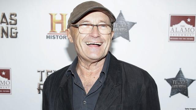 Phil Collins (Photo:  Isaac Brekken/Getty Images)