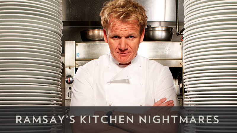 About the Show  Ramsay's Kitchen Nightmares  BBC America