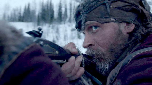Tom Hardy in 'The Revenant' (Photo: 20th Century Fox)