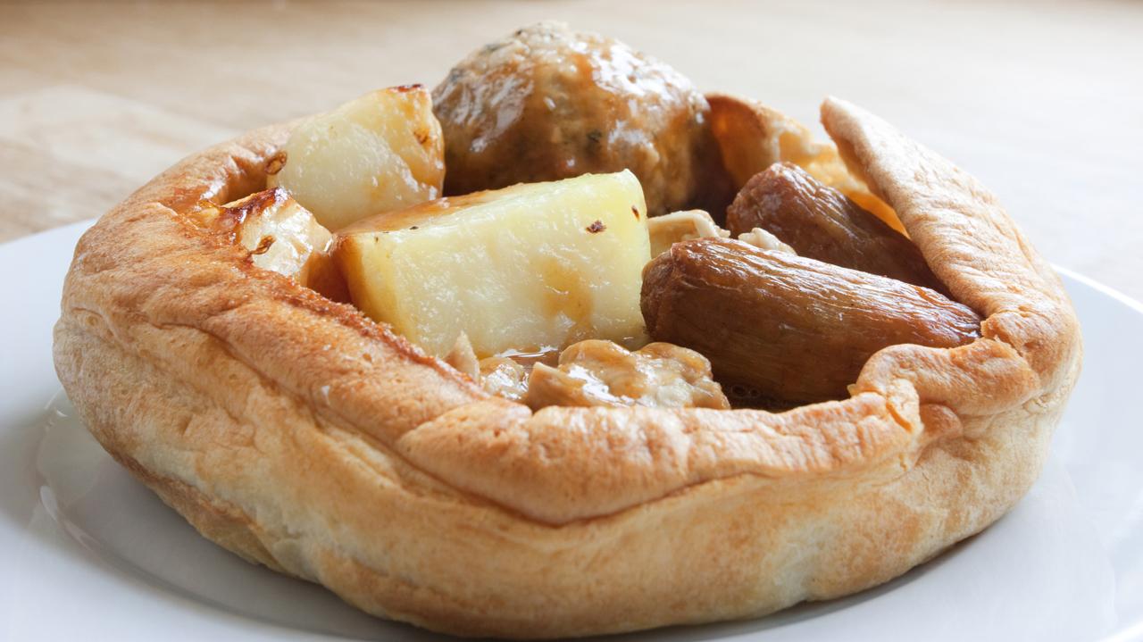 Yorkshire pudding pie base  (Photo: AP Images)