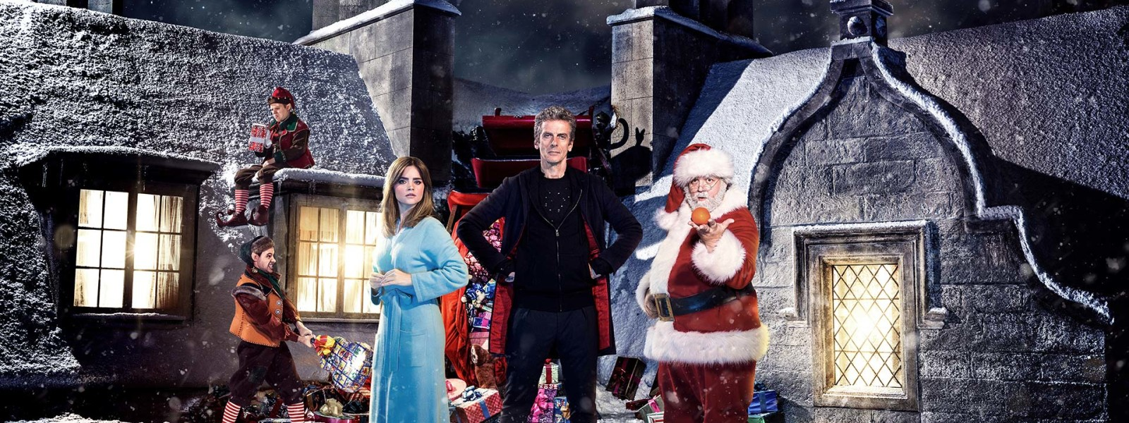 Christmas Specials | Doctor Who | BBC America